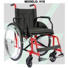 Cadeira de Rodas H10